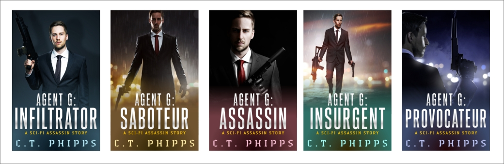 Agent G - New Covers - Draft